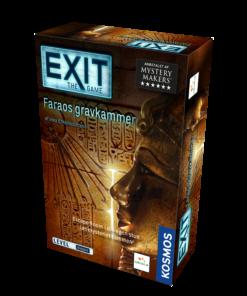 EXIT: Faraos Gravkrammer
