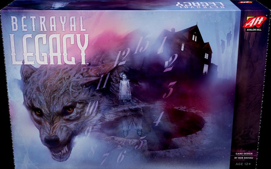 Betrayal Legacy - KudosGames.Dk