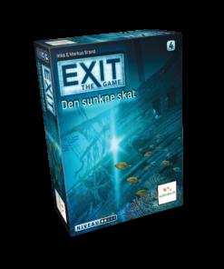EXIT: Den Sunkne Skat