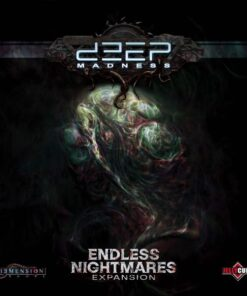 deep madness- endless nightmares – expansion