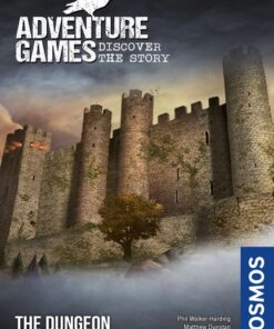 Adventure Games- The Dungeon