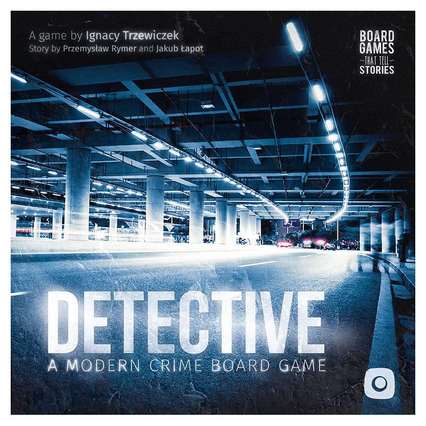 Detective: A Modern Crime Board Game