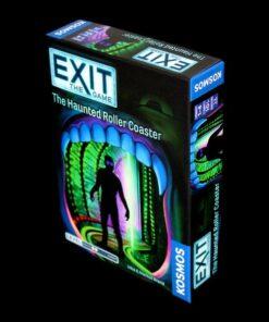 Exit- haunted roller coaster2