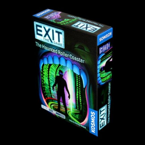 Exit- haunted roller coaster2