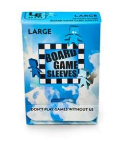 Board Game Sleeves-Non-Glare: Large