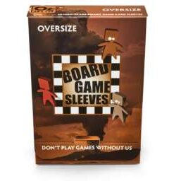 Board Game Sleeves-Non-Glare: Oversize