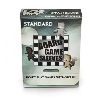 Board Game Sleeves-Non-Glare: Standard
