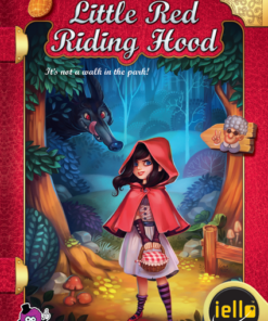 Tales & Games- Little Red Riding Hood 1