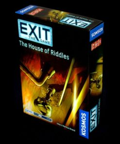 Exit- House of riddles
