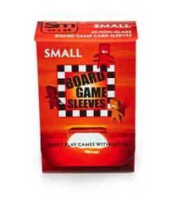 Board Game Sleeves-Non-Glare: SMALL