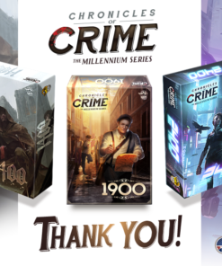 Chronicle of crime millennium