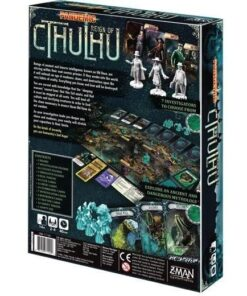 Reign of Cthulhu (Pandemic system)