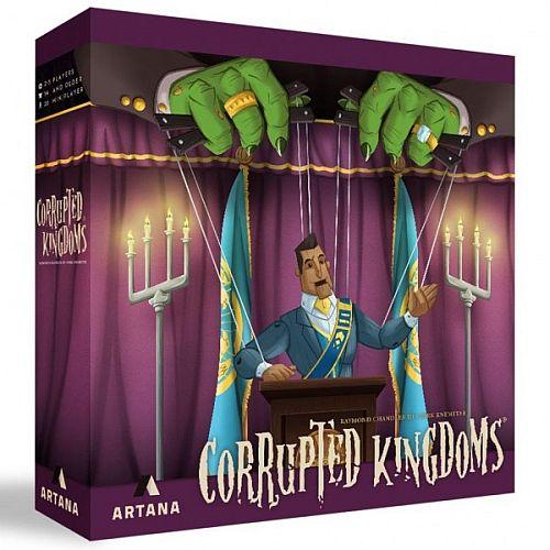 Corrupted Kingdoms Base Game