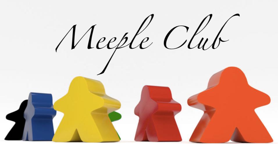 Meeple Club - KudosGames.Dk