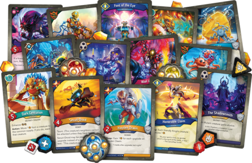 KeyForge: Mass Mutation – Archon Deck 2