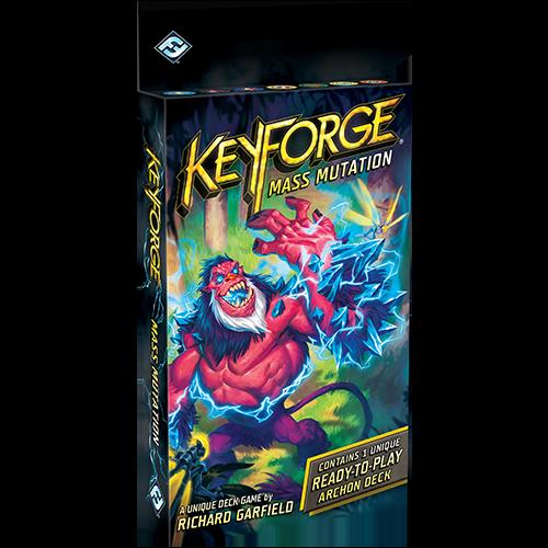 KeyForge: Mass Mutation – Archon Deck