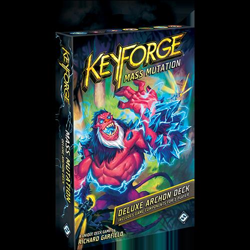 KeyForge: Mass Mutation - Archon Deluxe Deck