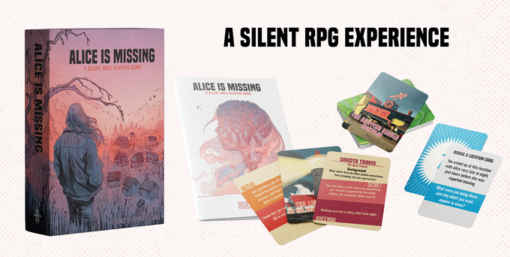 Alice is Missing- A Silent Role Playing Game