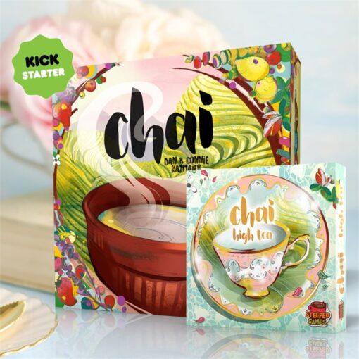 Chai: High Tea