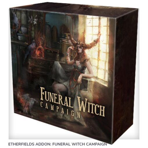 Etherfields funeral witch