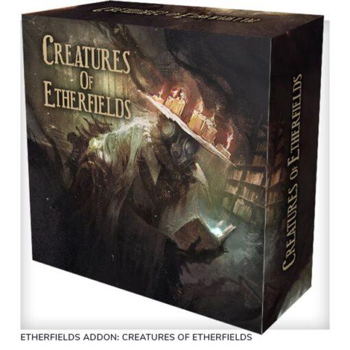 Etherfields Monster