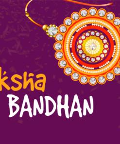 Happy Rakhi hos KudosGames.DK