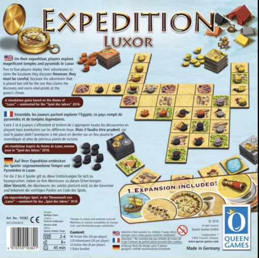 Expedition- Luxor