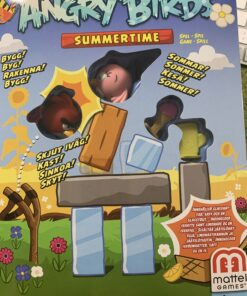 Angry Birds- summertime