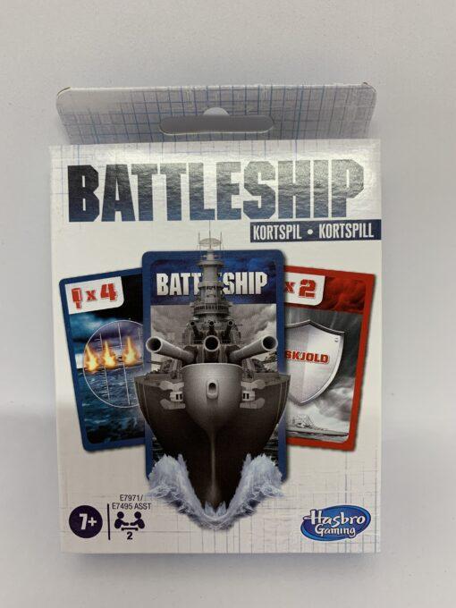 Battleship- Kortspil
