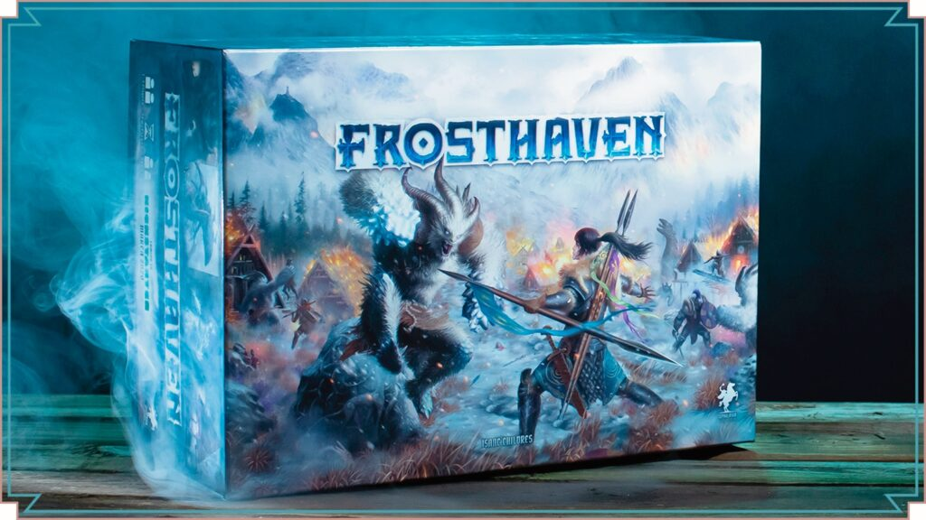 Frosthaven Update