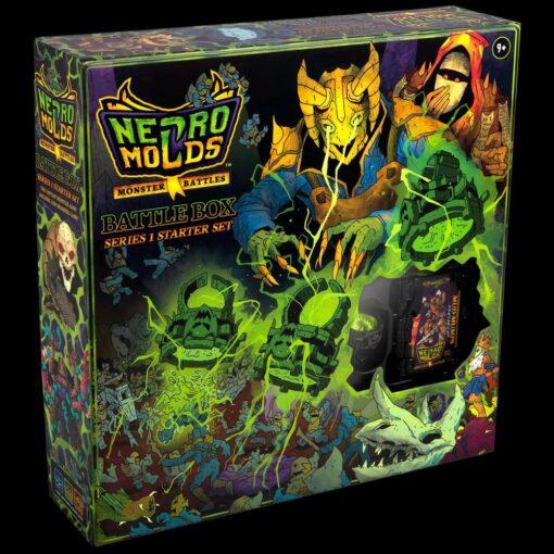 Necromolds Monster Battles